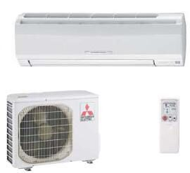 Mitsubishi Electric MSC-GE20VB/MU-GA20VB